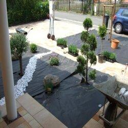 TOP MULTI Unkrautvlies Gartenvlies Unkrautschutz Drainagevlies 150g/m²