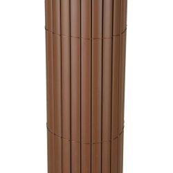 TOP MULTI Sichtschutz Windschutz PVC MAKASSAR Größe 0,8m x 4m
