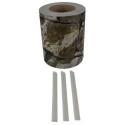TOP MULTI PVC Zaunblende Stein-Optik