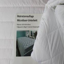 TOP MULTI Matratzenschoner Topper Microfaser