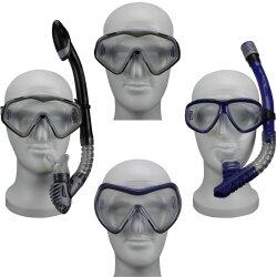 TOP MULTI Taucherbrille Schwimmbrille mit & ohne...