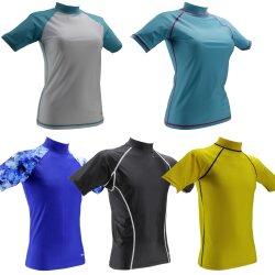 TOP MULTI UV-Schwimmshirt mit UPF 50+ für Damen...