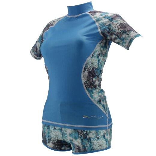 TOP MULTI Badebekleidungs-Set für Damen UV-Shirt mit Hose