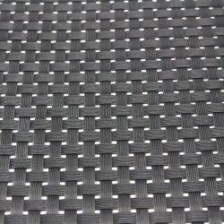 TOP MULTI PVC Rattan Sichtschutzstreifen für Doppelstabmattenzaun 19cm x 2,60m in 5 Farben