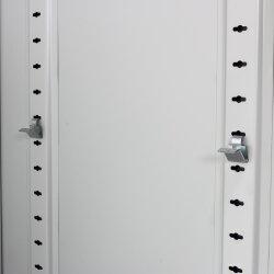 TOP MULTI Stahlschrank Werkstattschrank Aktenschrank pulverbeschichtet