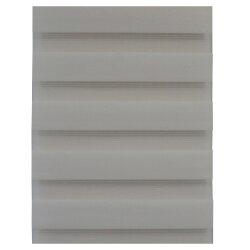 TOP MULTI Doppelrollo Jalousie Fenstergardine BEIGE 0,60m x 1,5m